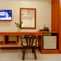 Отель Phaithong Sotel Resort 3* Улучшенный номер с двуспальной кроватью фото 7