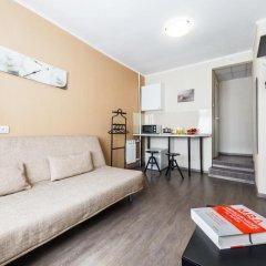 Мини отель Ваша студия Студия разные типы кроватей фото 6