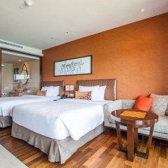 Отель Crowne Plaza Phuket Panwa Beach 5* Стандартный номер с двуспальной кроватью фото 6