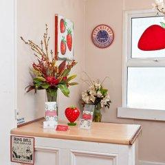 Отель Strawberry Fields Великобритания, Кемптаун - отзывы, цены и фото номеров - забронировать отель Strawberry Fields онлайн в номере фото 2