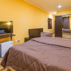 Гостиница Bridge Mountain Красная Поляна 3* Стандартный номер с двуспальной кроватью фото 4
