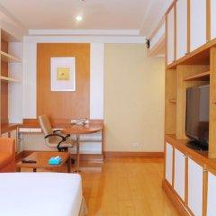 Отель Jasmine City 4* Студия Делюкс с разными типами кроватей фото 5
