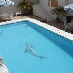Отель Antillano Мексика, Канкун - отзывы, цены и фото номеров - забронировать отель Antillano онлайн бассейн
