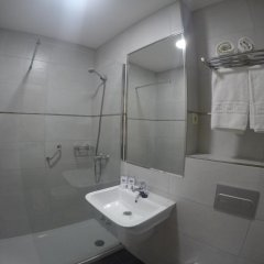 Отель Hostal El Pilar Стандартный номер с различными типами кроватей фото 16