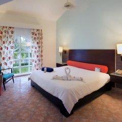 Отель VH Gran Ventana Beach Resort - All Inclusive 4* Улучшенный номер с различными типами кроватей