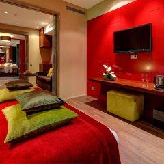 Отель Olivia Plaza 4* Люкс фото 7