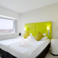 Thon Hotel Brussels City Centre 4* Улучшенный номер с разными типами кроватей фото 5