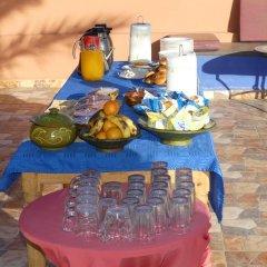 Отель Auberge Les Roches Марокко, Мерзуга - отзывы, цены и фото номеров - забронировать отель Auberge Les Roches онлайн питание фото 3