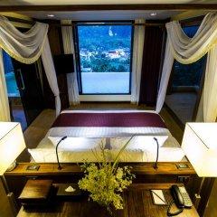 Отель Ao Nang Phu Pi Maan Resort & Spa 4* Люкс с различными типами кроватей фото 17