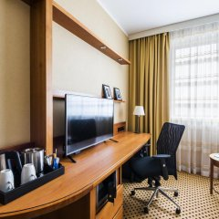 Отель Courtyard by Marriott Prague Airport 4* Стандартный номер фото 2