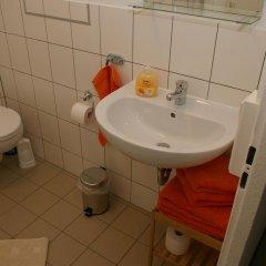 Отель Ferienwohnungen Albert - Dresden Zentrum ванная фото 2