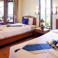 Отель Aonang Cliff View Resort 3* Бунгало Делюкс с различными типами кроватей