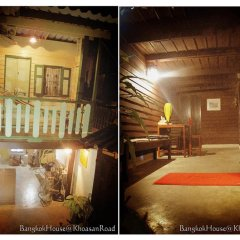 Отель Bangkok House Guest House