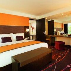 Отель Radisson Suites Bangkok Sukhumvit 5* Улучшенный номер