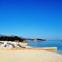 Отель Albanian Happines Guesthouse пляж