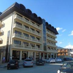 Гостиница Эвелин парковка