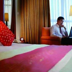 Отель Crowne Plaza Foshan 4* Улучшенный номер с 2 отдельными кроватями фото 3