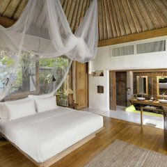Отель Six Senses Samui Вилла с различными типами кроватей фото 20
