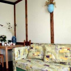 Hotel Complex Ostrov Коттедж разные типы кроватей фото 8
