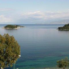 Отель Joni Албания, Ксамил - отзывы, цены и фото номеров - забронировать отель Joni онлайн пляж фото 2