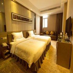 Отель Yingshang Dongmen Branch 4* Номер Делюкс фото 2