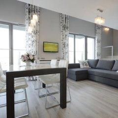 Апартаменты Dom & House - Apartments Waterlane Люкс с различными типами кроватей фото 4