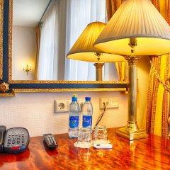 Гостиница Парк Крестовский 3* Представительский номер с различными типами кроватей фото 4