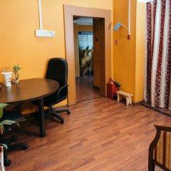 Гостиница Вояж-Бутово комната для гостей фото 4