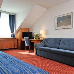 Carlton Hotel Budapest 4* Стандартный номер с различными типами кроватей фото 5