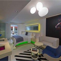 Отель W Mexico City комната для гостей