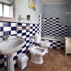 Отель Hosteria de Arnuero Испания, Арнуэро - отзывы, цены и фото номеров - забронировать отель Hosteria de Arnuero онлайн ванная фото 2