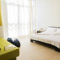 Гостиница Guest House na Naberezhnoy Харьков комната для гостей фото 5