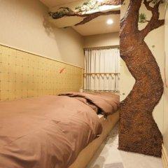 SAMURAIS HOSTEL Ikebukuro Стандартный номер с различными типами кроватей фото 16
