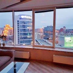 Мост Сити Апарт Отель 3* Улучшенные апартаменты фото 16