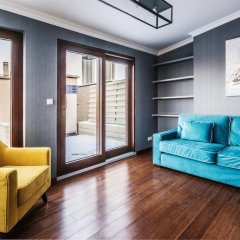 Апартаменты Triton Park Apartments Улучшенные апартаменты с различными типами кроватей фото 9