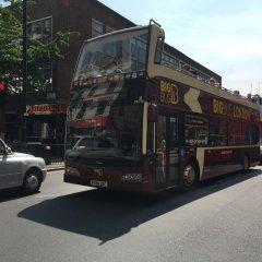 St George Hotel Лондон городской автобус