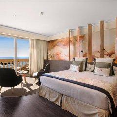 Pure Salt Port Adriano Hotel & SPA - Adults Only 5* Люкс с различными типами кроватей фото 13