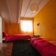 Отель Ericeira Surf Camp 2* Стандартный номер 2 отдельными кровати фото 7