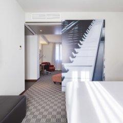 Отель NH Milano Touring 4* Люкс разные типы кроватей фото 6