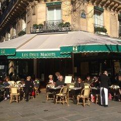 Отель Luxury and Spacious Appartment in Saint Michel питание
