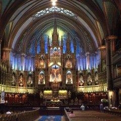 Hotel Le St-James Montréal развлечения