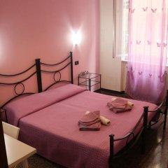 Отель Bed & Breakfast La Rosa dei Venti Генуя комната для гостей фото 2