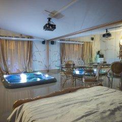 Отель Hacienda Oletta Люкс с различными типами кроватей фото 27