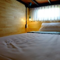 Sleep Owl Hostel Кровать в общем номере с двухъярусной кроватью фото 5