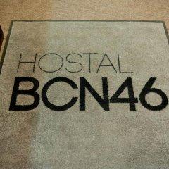 Отель Hostal Bcn 46 Стандартный номер с двуспальной кроватью (общая ванная комната) фото 3