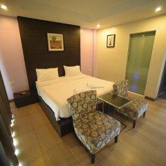 Отель Villa Navin Beach Residence 3* Номер Делюкс с различными типами кроватей фото 22