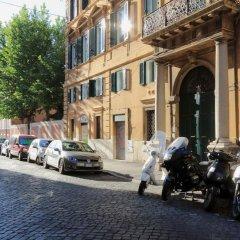Отель Laterano Charme Рим парковка