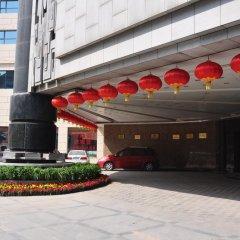 Отель Long Hai Сиань парковка