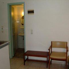 Antonios Hotel Студия с различными типами кроватей фото 4