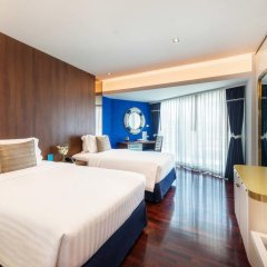 A-One The Royal Cruise Hotel Pattaya 4* Номер Делюкс с различными типами кроватей фото 4